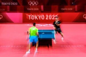 تصاویری جذاب و دیدنی از مسابقات امروز المپیک