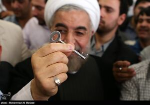 نظر مالک شریعتی درباره کلید روحانی