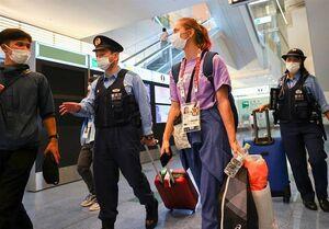 اخراج سیاسی ورزشکار بلاروس از المپیک توکیو