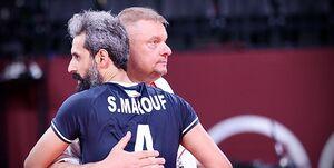 معروف در آستانه خداحافظی از تیم ملی