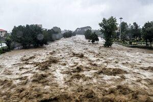 خسارت سیلاب تابستانی به ۶ شهر مازندران/ میزان دقیق خسارت ۷۲ ساعت آیندهاعلام میشود - کراپشده