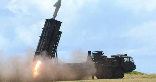 بالا گرفتن یک مسابقه موشکی در سراسر آسیا