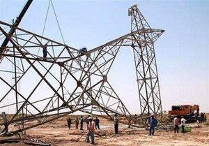 عراق خنثی شدن نقشه تروریستها برای انفجار دکلهای برق در الأنبار