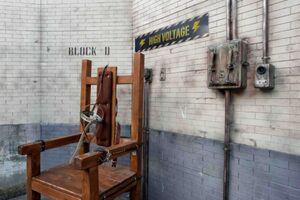 سهم بالای سیاه پوستان از مجازات اعدام در آمریکا