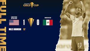 آمریکا قهرمان جام طلایی شد