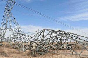 ۷حمله به دکلهای برق در عراق ظرف کمتر از یکماه