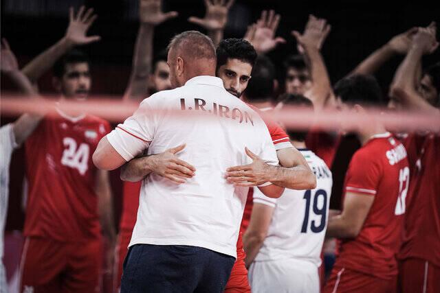 واکنش رسانه روس به حذف والیبال ایران از المپیک