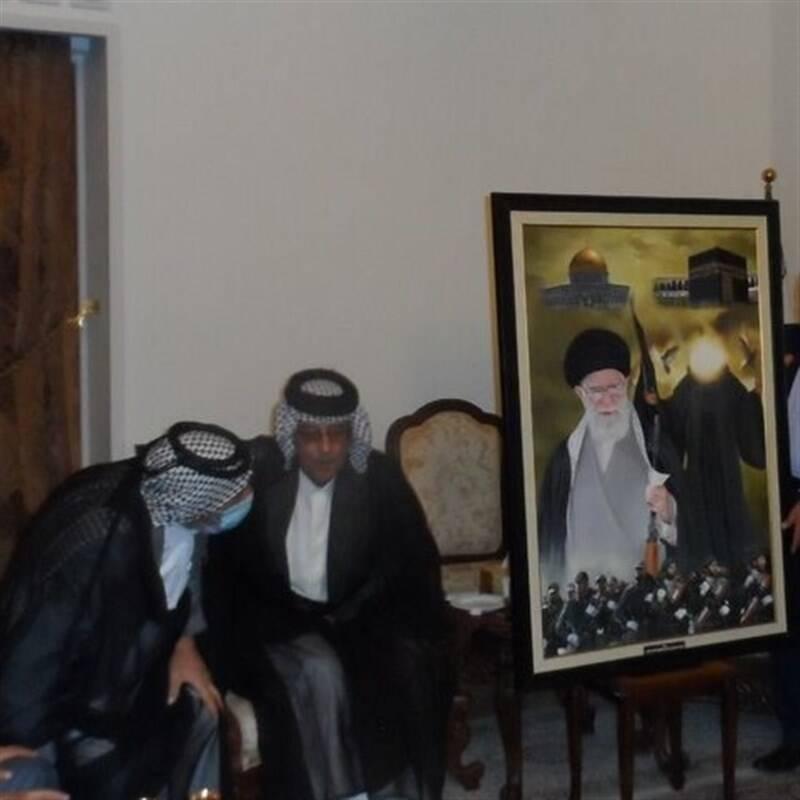 کشور عراق , امام خامنهای ,