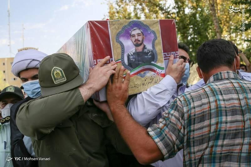 درخواست رییس پلیس تهران برای مجازات سریع قاتل «شهید مختومنژاد»