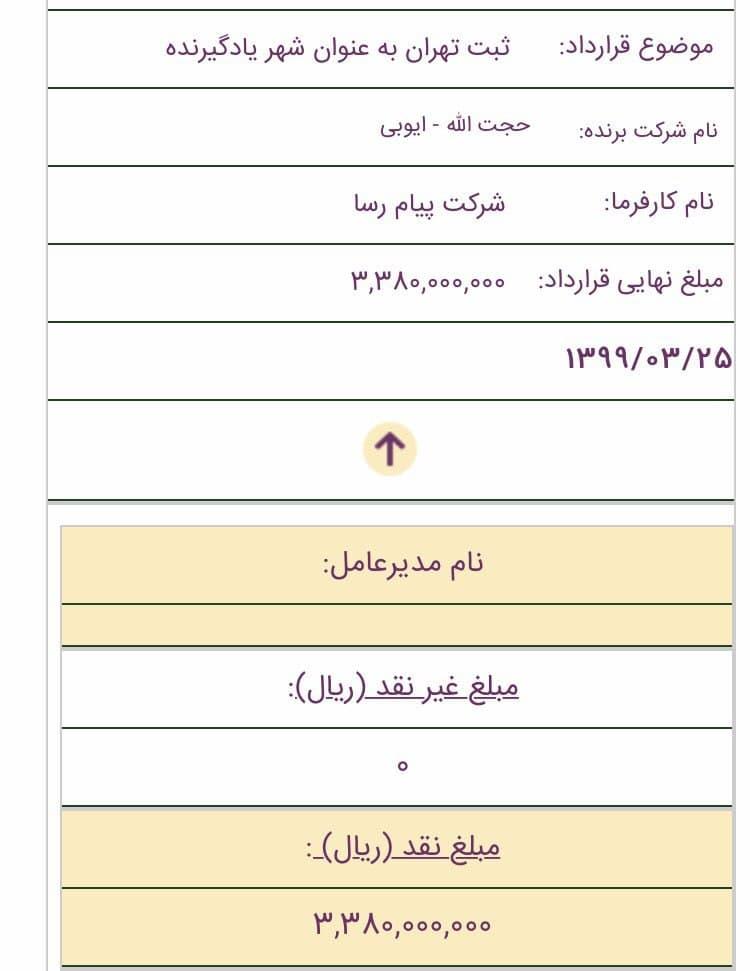 تنها دستاورد شورای شهر اصلاحطلبان: دعوا بر سر آناهیتا و آزیتا