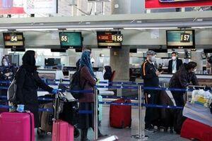 آزمایش کرونا از زائران ایرانی در فرودگاه بغداد و نجف لغو شد+سند - کراپشده