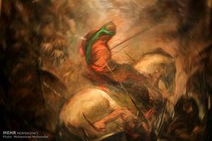 انتشار نسخه با کیفیت آثار عاشورایی روحالامین برای مراسم عزاداری