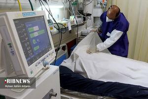 عکس/ وضعیت وخیم بیمارستانهای مشهد