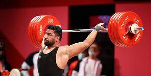 واکنش علی هاشمی به حذف از المپیک توکیو