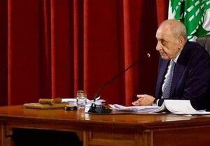 رئیس پارلمان لبنان خواستار قصاص عاملان انفجار بیروت شد