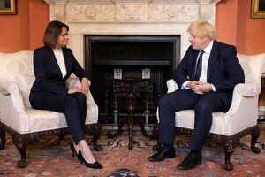 حمایت قاطع نخست وزیر انگلیس از مخالفین دولت در بلاروس