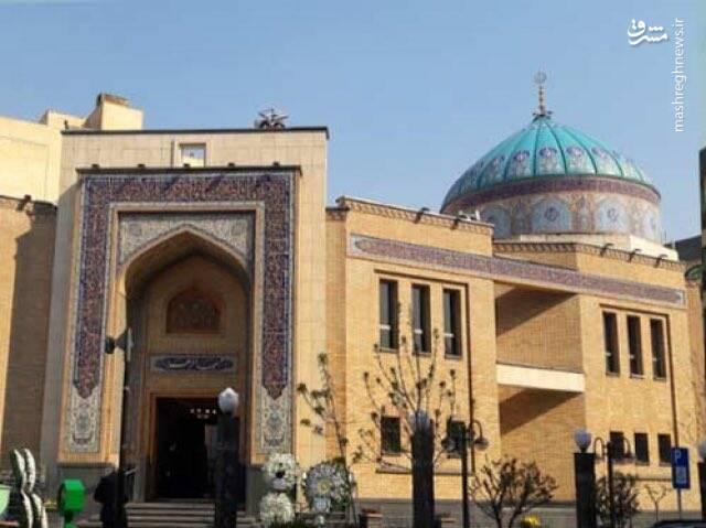 اتاق عقد و سالن عروسی رایگان در مسجد