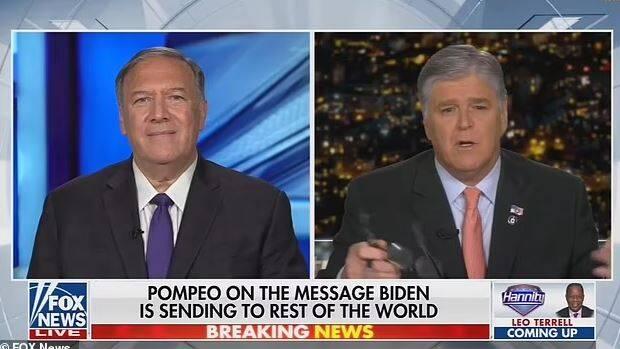 پامپئو: ادامه مذاکرات وین دیوانگی است