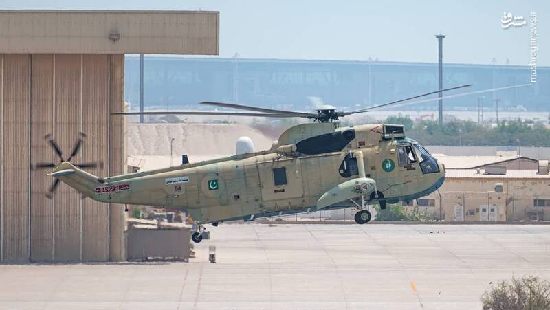 فروش بالگردهای ارتش قطر به پاکستان+عکس