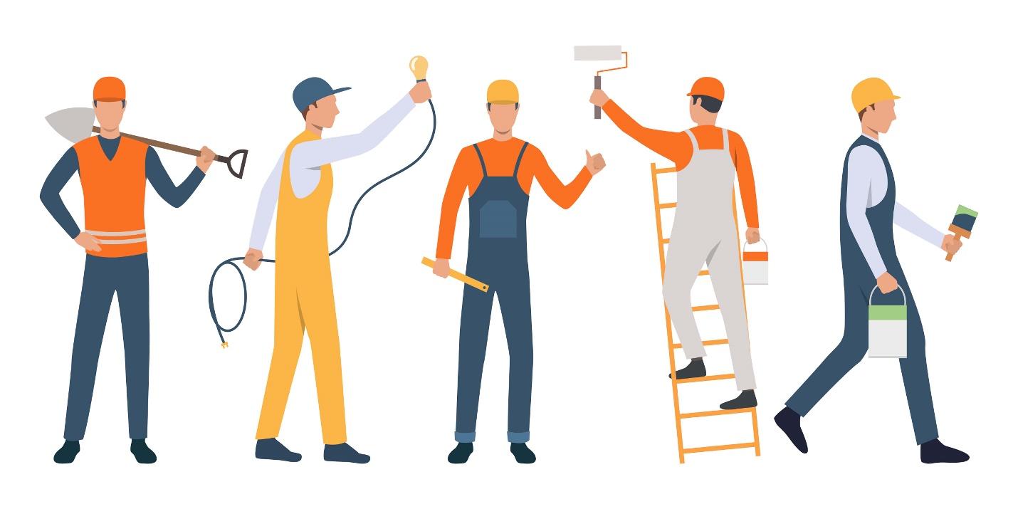 چگونگی استخدام کارگران ساده بدون دردسر و محدودیت در شرکت های مختلف