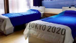 رفتار عجیب کاروان استرالیا در دهکده المپیک؛ شکستن تختها!