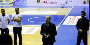 واکنش رئیس فدراسیون بسکتبال به پایان کار شاهین طبع در تیم ملی