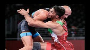 تلاش فرنگی کار شیرازی برای کسب مدال طلای المپیک