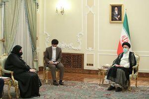 عکس/ دیدار وزیر خارجه بوسنی و هرزگوین با رئیسی