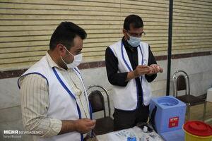 ۱۱ میلیون و ۱۳۸ هزار ایرانی دوز اول واکسن کرونا را زده اند