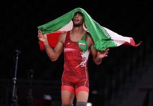 المپیک ۲۰۲۰ توکیو| ایران با طلای گرایی در رتبه بیستوهشتم قرار گرفت