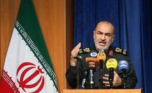 سرلشکر سلامی: ایران برای واکنشهای سخت به هر دشمنی کاملاً آماده است