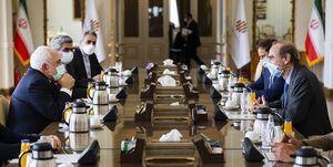 ظریف: اروپاییها با سیاستهای مبتنی بر فشار و تهدید همراهی نکنند