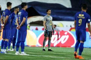 سیدحسین حسینی فینال جام حذفی را از دست داد