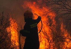 آتش سوزیهای جنوب اروپا دامن کوزوو و آلبانی را هم گرفت/ ۲ نفر جان باختند