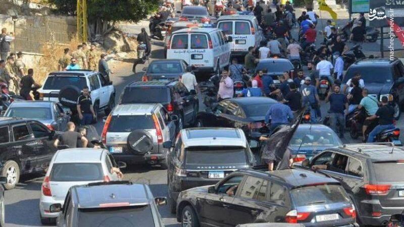 ماجرای نیمروز؛ رد خون در تحولات لبنان/ تحلیلی بر حوادث رخ داده در منطقه خلده  +عکس