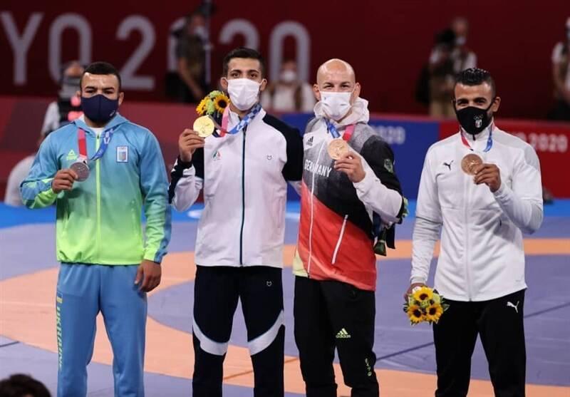 نتایج کامل کشتی فرنگی المپیک/ پایان کار فرنگیکاران ایران با یک طلا و یک برنز