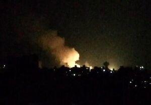 حمله هوایی رژیم صهیونیستی به جنوب لبنان