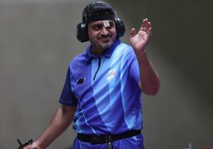 المپیک ۲۰۲۰ توکیو| مرد طلایی المپیک خادم حرم امام رضا (ع) شد