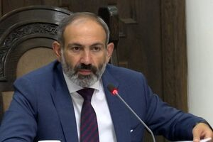 نخست وزیر ارمنستان وارد تهران شد