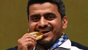 فروغی: در مسابقات المپیک به امام رضا (ع) توسل کردم