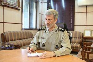 وزیر دفاع: دستاوردهای «امیر رحیمی» در وزارت دفاع جاری و ساری است