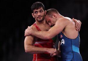 ارتقای جایگاه ایران در جدول المپیک +عکس