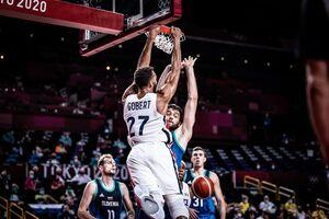 معرفی رقیب آمریکا در فینال بسکتبال المپیک