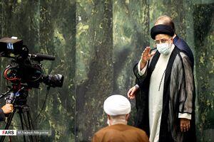 عکس/ مراسم تحلیف هشتمین رئیسجمهور ایران