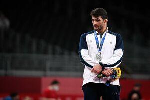 عکس/پست اتحادیه جهانی کشتی برای مدال آوران ایران