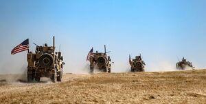 انهدام کاروان تجهیزات لجستیک آمریکا در الدیوانیه عراق