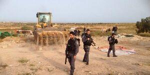 اسرائیلها یک روستای فلسطینی را برای صد و نود و یکمین بار تخریب کردند