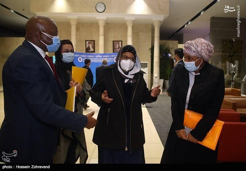 تاندی آر مودیسه رئیس مجلس آفریقای جنوبی