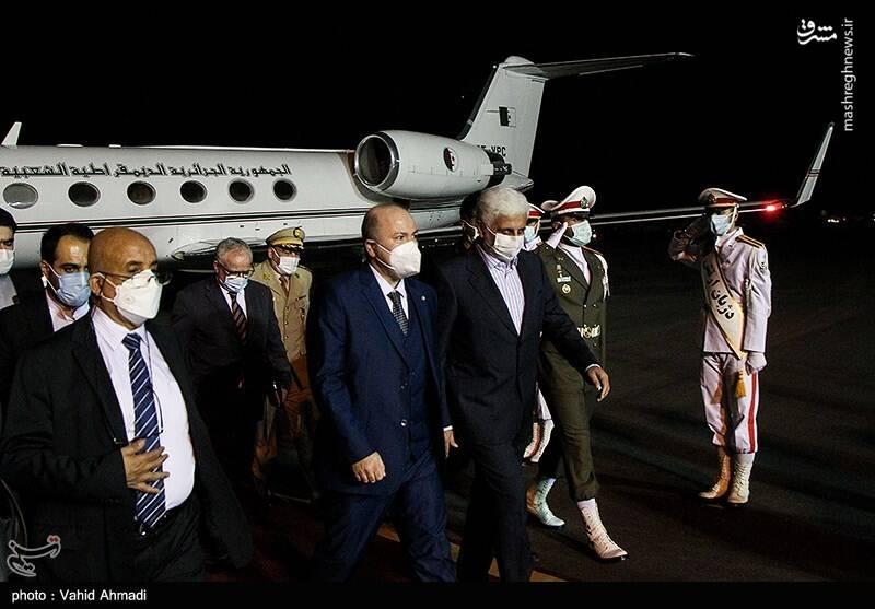 نخست وزیر الجزایر
