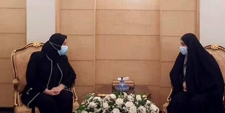 رئیس پارلمان اقلیم کردستان وارد تهران شد